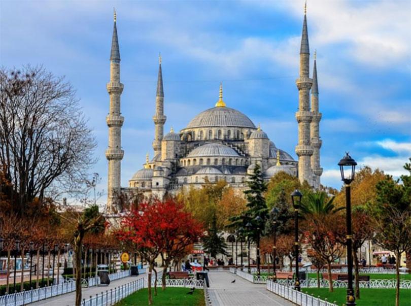 Du lịch Thổ Nhĩ Kỳ: Hãy đến Istanbul