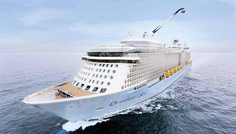 Đánh giá của chuyên gia về du thuyền 5 sao Quantum Of The Seas (Phần 1)