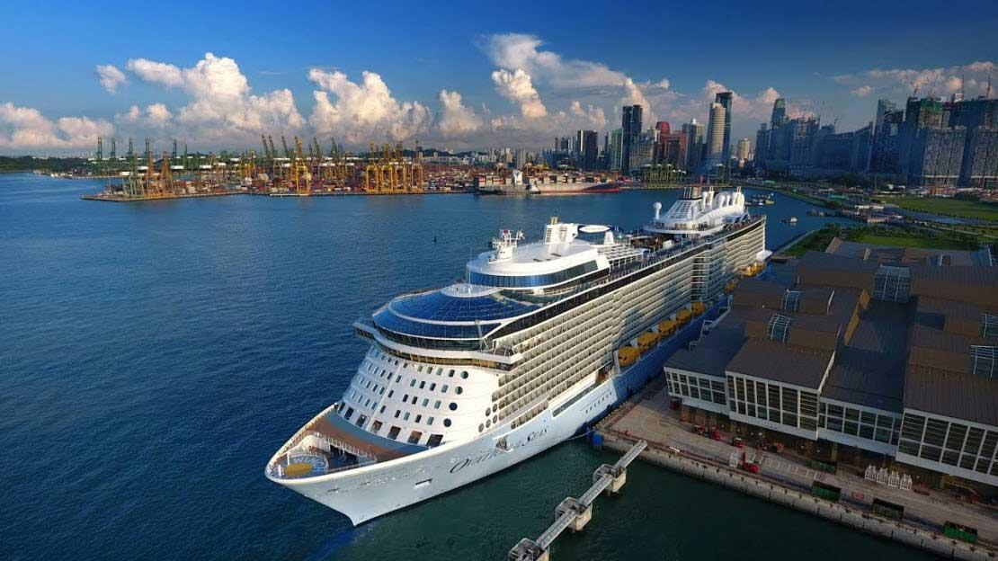 Tập đoàn tàu biển Royal Caribbean - Tổng cục du lịch Singapore - Sân bay Changi tiếp tục hợp tác phát triển thị trường du lịch Fly - Cruise