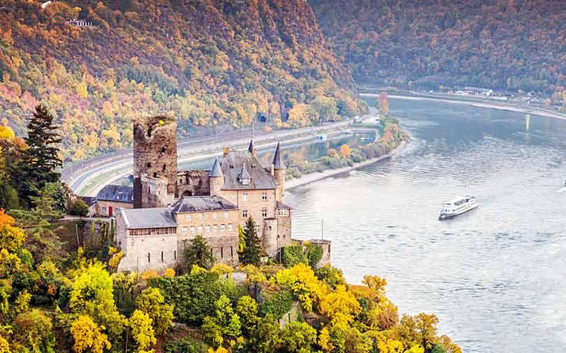 Du thuyền sông Rhine - Hành trình cảm xúc