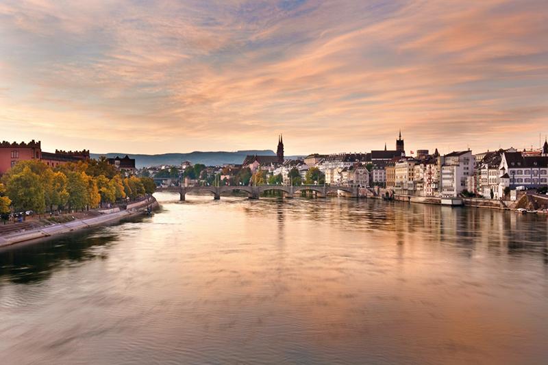 6 khung cảnh thiên đường trên dòng Rhine