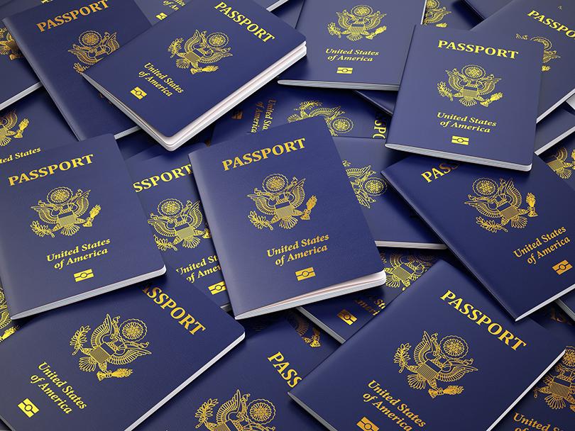 Ý nghĩa màu sắc chiếc hộ chiếu