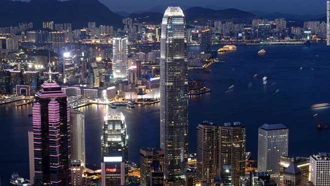 Du lịch Hong Kong điểm đến hút khách nhất thế giới