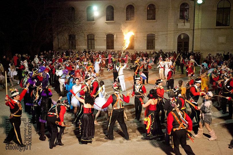 Những phong tục truyền thống thú vị ở Croatia
