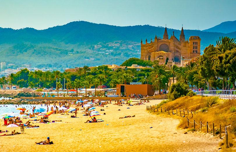 Mallorca - Viên ngọc giữa Địa Trung Hải