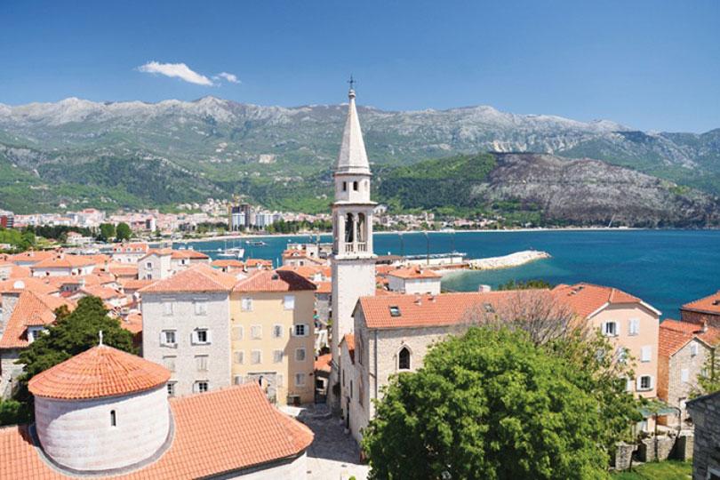 Vẻ đẹp của đất nước nhỏ bé Montenegro