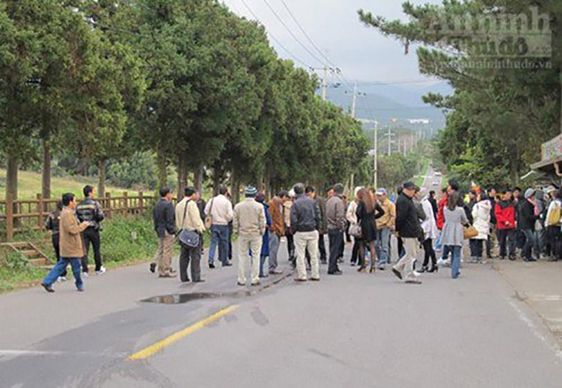 Con đường ma quái bí ẩn trên đảo Jeju Hàn Quốc