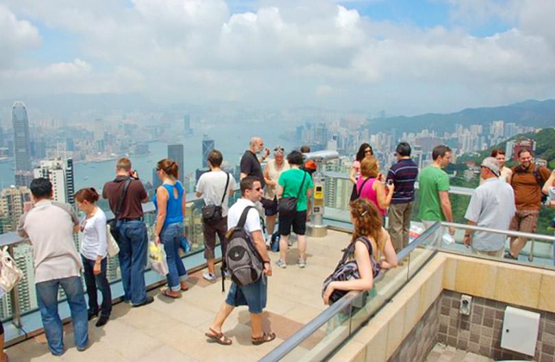 5 gợi ý khi lên đỉnh The Peak Hong Kong