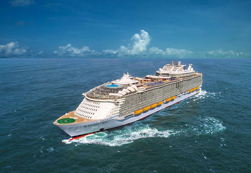 Du ngoạn Châu Âu cùng du thuyền lớn nhất thế giới