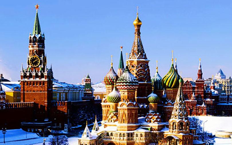 Nga chỉ cách Mỹ 4 km