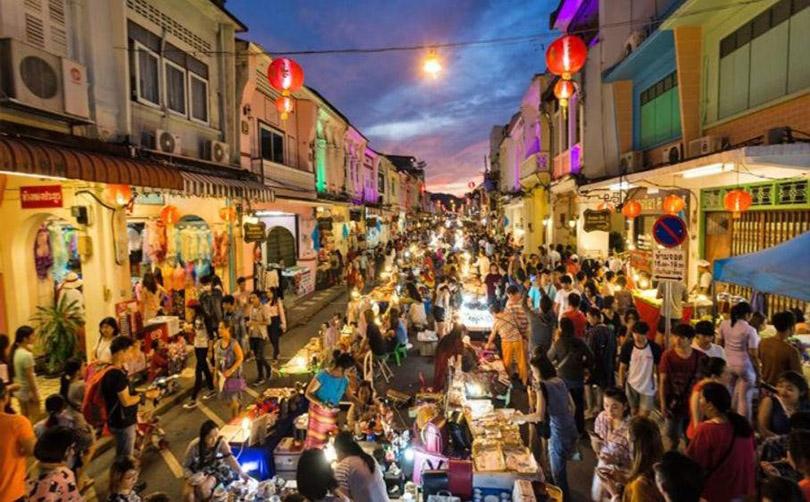 Khám phá Penang về đêm