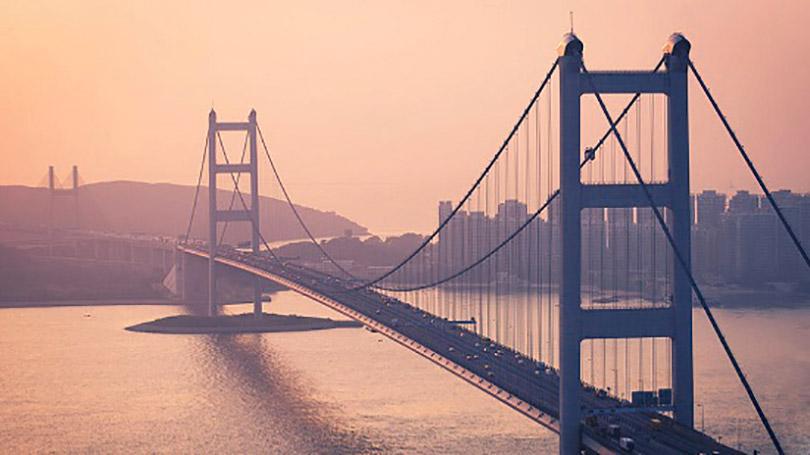 Đại Cầu Thanh Mã (Tsing Ma Bridge)