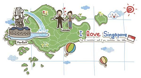 Dành cho người lần đầu đến Singapore