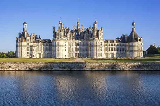 lâu đài Château Chambord, Loir-et-Cher, Pháp