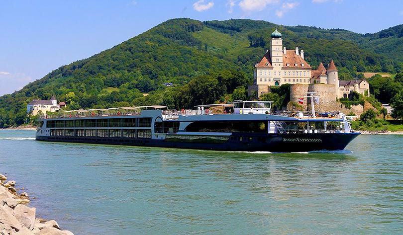 Du lịch đường sông: Dòng Danube