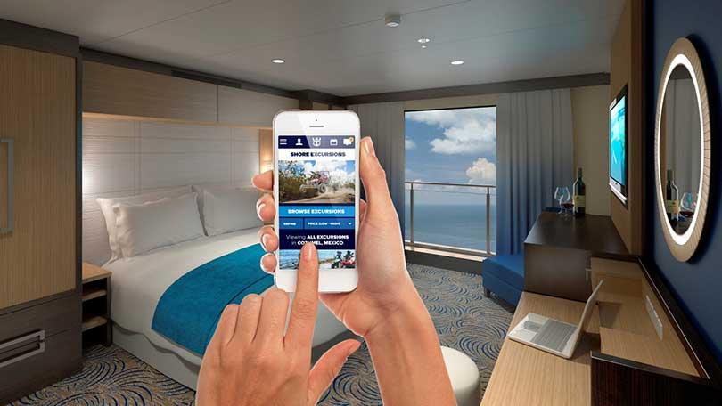 Ovation of the Seas - Siêu du thuyền thông minh  nhất thế giới