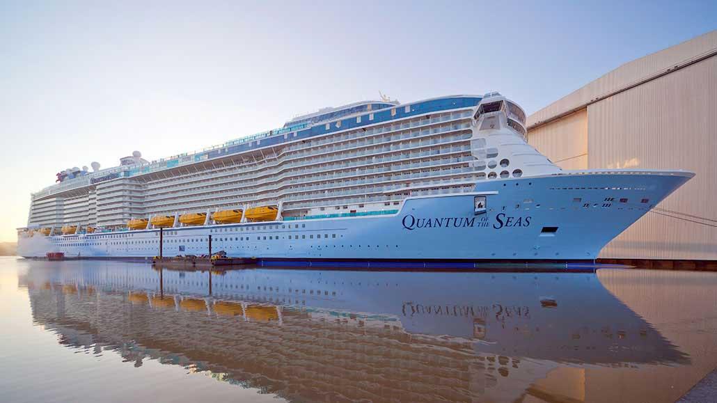 Cơ hội trải nghiệm siêu phẩm du thuyền Quantum of the Seas