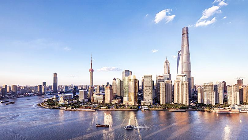 Thượng Hải sắc màu đương đại giữa lòng Trung Hoa cổ kính