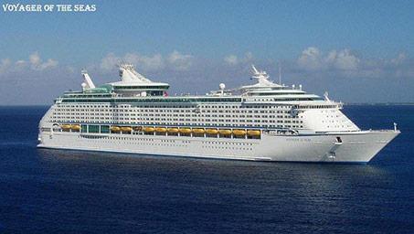 Du thuyền 5 sao lớn nhất Châu Á Voyager of the Seas sắp đến Việt Nam