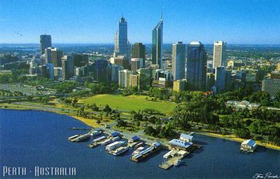 Tư vấn du lịch Perth (Tây Úc)