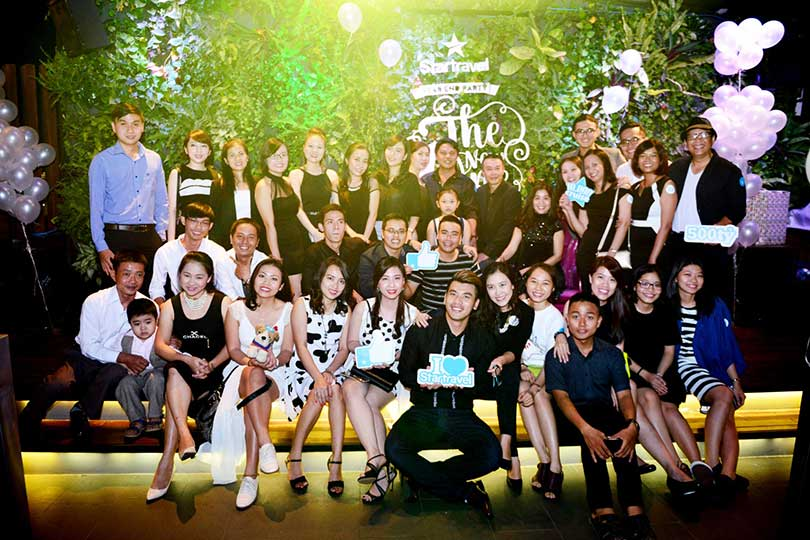 Year End Party 2015: The New One