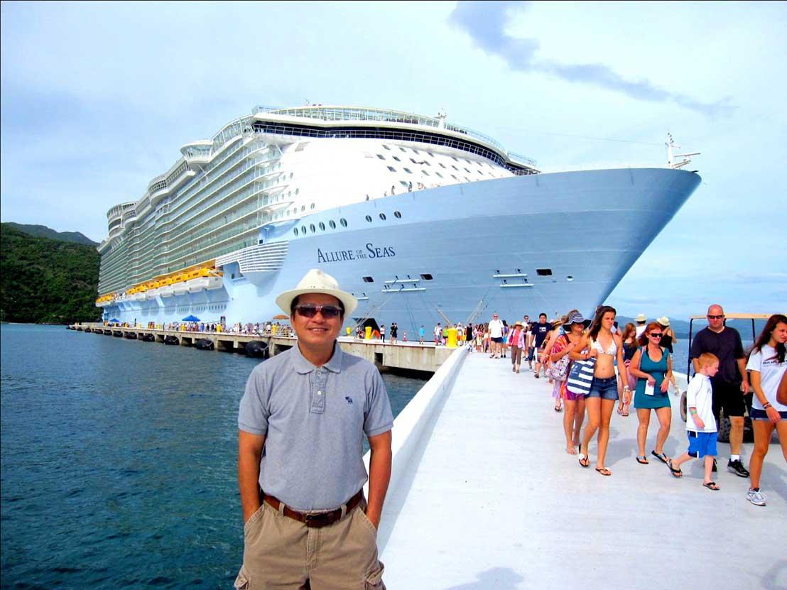 Anh Nguyễn Văn Nam: 'Du thuyền là cách tôi thỏa mãn niềm đam mê du lịch'