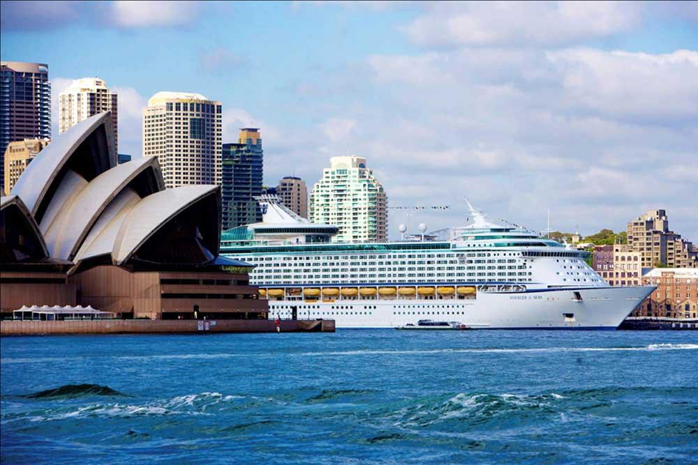 Du thuyền đến Úc - New Zealand: Cuộc chạy trốn hoàn hảo