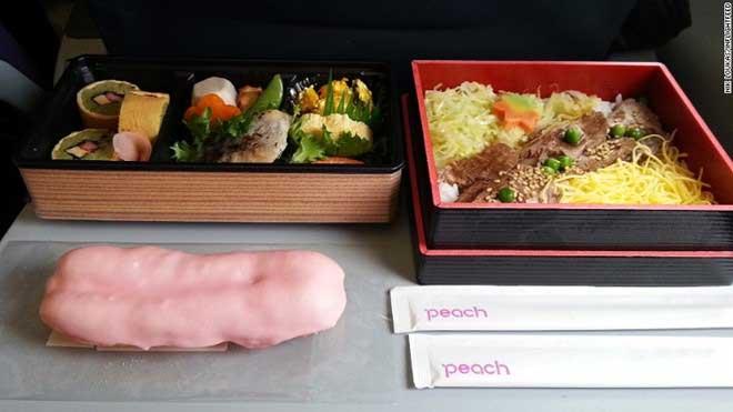 Thế giới du lịch - Những suất ăn trên máy bay ngon nhất thế giới
