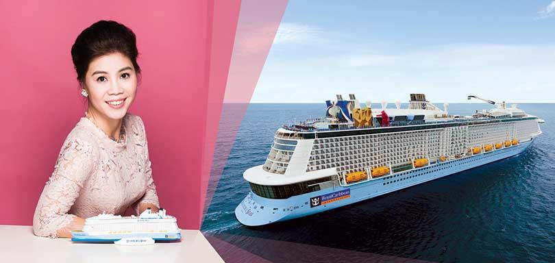 Tổng giám đốc Công ty Star Travel Phạm Kim Nhung: Chuyên nghiệp trong việc tổ chức Tour Du thuyền 5 sao