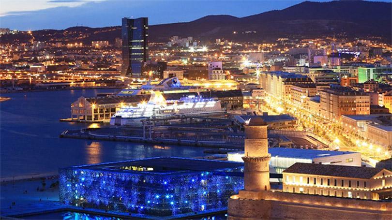 Du lịch Marseille