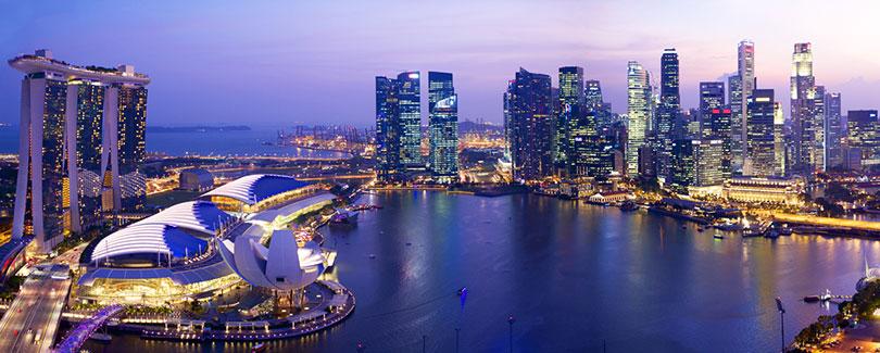 Gợi ý hành trình tự do vui chơi tại Singapore trong 4 ngày 3 đêm