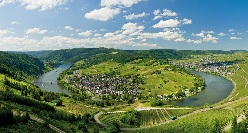 Du lịch đường sông: Dòng Rhine & Moselle