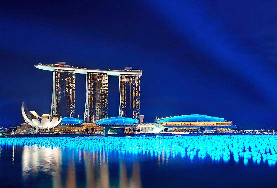 Singapore - Điểm đón giáng sinh tuyệt nhất Đông Nam Á