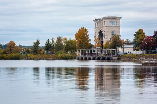 Tour du thuyền trên sông Volga