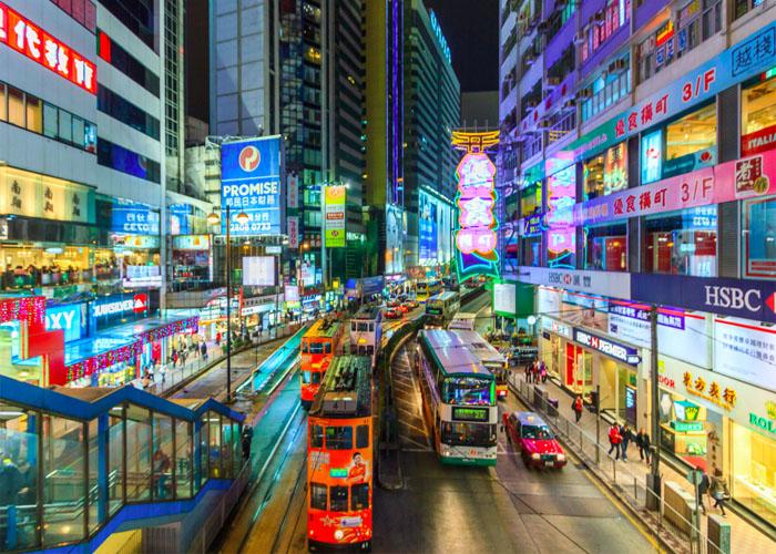 Điều gì đang chờ bạn ở Hồng Kông?