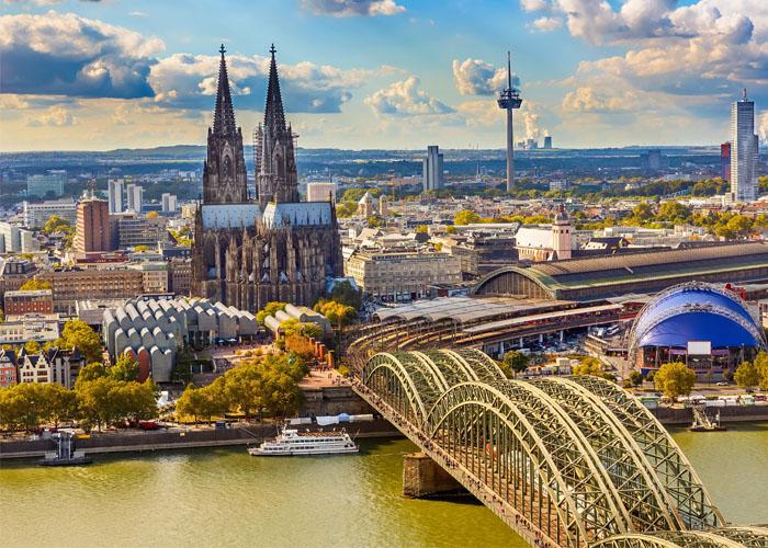 Du lịch Cologne, khám phá thành phố xinh đẹp bên sông Rhine thơ mộng