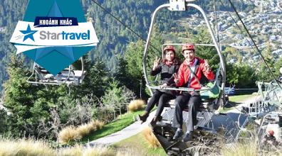 Du lịch tưởng thưởng đoàn Amway đến New Zealand